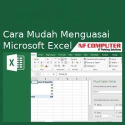 Cara Mudah Menguasai Microsoft Excel