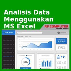 Analisis Data Menggunakan Microsoft Excel