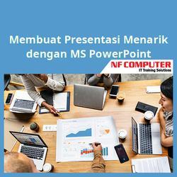 Membuat Presentasi dengan MS PowerPoint